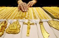 Đồng USD mạnh lên, giá vàng thế giới đi xuống trong phiên 6/9