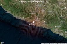 Động đất mạnh tại Mexico, cảnh báo nguy cơ xuất hiện sóng thần