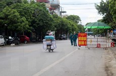 Thành phố Thanh Hóa tiếp tục áp dụng giãn cách xã hội theo Chỉ thị 16