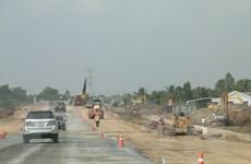 Cuối năm 2021, hoàn thành dự án cao tốc Trung Lương-Mỹ Thuận