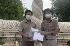 Kiên Giang hỗ trợ lao động Việt Nam tại Campuchia gặp khó khăn vì dịch