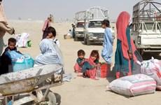 Nga cân nhắc gửi viện trợ nhân đạo cho người dân Afghanistan