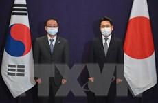 Đặc phái viên hạt nhân Hàn Quốc, Nhật Bản hội đàm về vấn đề Triều Tiên