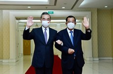 Campuchia và Trung Quốc nhất trí tăng cường hợp tác, thúc đẩy quan hệ