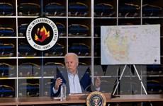 Tổng thống Mỹ tiếp tục kêu gọi khẩn cấp ứng phó với biến đổi khí hậu