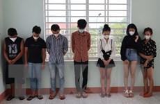 Hà Nội: Liên tiếp phát hiện 3 vụ sử dụng ma túy ở khu chung cư cao cấp