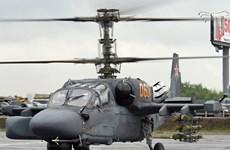 Trung Quốc quan tâm đến trực thăng hàng hải Ka-52K của Nga