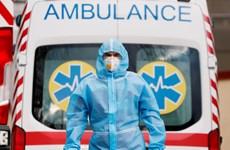 Ukraine lại ghi nhận hơn 100 ca tử vong trong ngày kể từ tháng 6