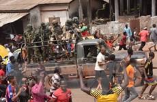 Vụ binh biến ở Guinea: ECOWAS kêu gọi bầu cử trong vòng 6 tháng