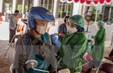 Các nước ASEAN tăng tốc tiêm chủng vaccine COVID-19 cho người dân