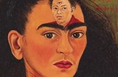 Tự họa của nữ danh họa Frida Kahlo dự kiến được bán đấu giá cao kỷ lục