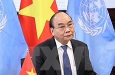 Chủ tịch nước dự và phát biểu tại Hội nghị thượng đỉnh về COVID-19