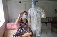 Tiền Giang: Gần 11.000 bệnh nhân COVID-19 khỏi bệnh, được xuất viện