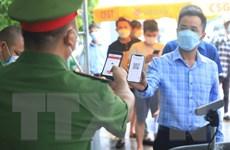 Hà Nội tiếp tục xử phạt người không đeo khẩu trang ở nơi công cộng