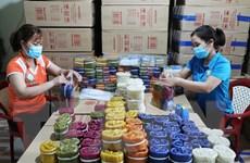 [Photo] Bắc Giang: Làng nghề Mỳ Chũ phát triển và hội nhập thế giới