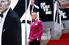 Phim mới về James Bond bắt đầu hành trình chinh phục công chúng