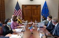 EU và Mỹ có thể đạt được thỏa thuận thương mại vào đầu tháng 11 tới
