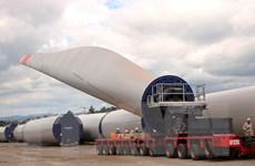 Chấn chỉnh vận chuyển thiết bị điện gió gây mất an toàn giao thông