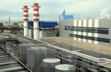 Gazprom bắt đầu cung cấp khí đốt cho Hungary không qua Ukraine