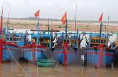 Các địa phương chủ động ứng phó với áp thấp nhiệt đới, bão và mưa lớn
