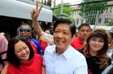 Con trai cố Tổng thống Marcos tranh cử tổng thống Philippines