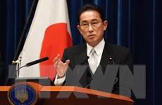 Tân Thủ tướng Nhật Bản coi ứng phó với COVID-19 là nhiệm vụ cấp bách
