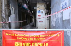 Truy tặng Bằng khen của Thủ tướng cho nguyên Bí thư Chi bộ ở Hà Nội