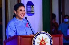 Phó Tổng thống Philipines Leni Robredo tuyên bố tranh cử tổng thống