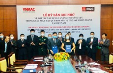 Hợp tác nâng cao năng lực xử lý bom mìn sau chiến tranh tại Việt Nam