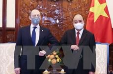 Tân Đại sứ Uruguay mong muốn thúc đẩy hiệp định FTA với Việt Nam