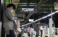 Hơn 20 người bị thương sau trận động đất độ lớn 6,1 tại Nhật Bản