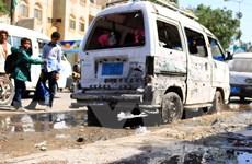 Đánh bom xe nhằm vào quan chức cấp cao Yemen làm 5 người thiệt mạng