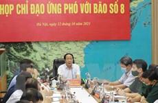 Phó Thủ tướng Lê Văn Thành: Đảm bảo an toàn trong sơ tán dân tránh bão