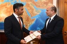 Thái tử Abu Dhabi mời Thủ tướng Israel thăm chính thức UAE