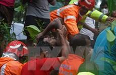 Gần 150 người thiệt mạng vì lũ lụt và lở đất ở Ấn Độ và Nepal