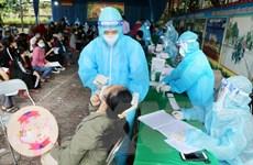 Phú Thọ khẩn trương xét nghiệm nhanh, Kon Tum truy vết chùm ca bệnh