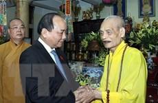 Đại lão Hòa thượng Thích Phổ Tuệ - người đóng góp to lớn cho đạo, đời