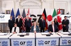 G7 đạt thỏa thuận đột phá về thương mại và dữ liệu kỹ thuật số