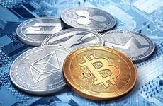 """Dòng tài chính đổ vào thị trường tiền điện tử lập """"đỉnh"""" mới"""