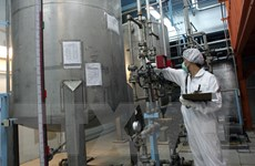 IAEA tăng cường giám sát hoạt động làm giàu hạt nhân của Iran