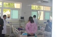 """Quảng Ninh: 13 học sinh bị ngộ độc do ăn """"kẹo lạ"""" được xuất viện"""