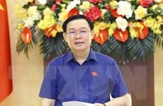 Chủ tịch Quốc hội chúc mừng ĐH Kinh tế TP.HCM nhân 45 năm thành lập