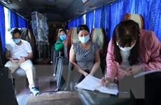 Lào Cai tiếp tục nới lỏng một số hoạt động vận tải, kinh doanh dịch vụ