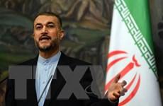 Iran muốn Mỹ thể hiện thiện chí thực sự trở lại thỏa thuận JCPOA