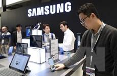 Samsung Electronics công bố lợi nhuận hoạt động tăng 28%