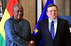 [Video] EU và AU nhất trí hợp tác trên nhiều lĩnh vực