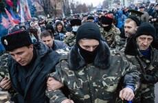 [Video] Diễn biến xung đột tại miền Đông Ukraine