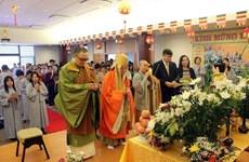 [Video] Hội Phật tử Việt Nam tổ chức Lễ Phật đản ở Nhật Bản