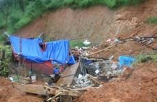[Video] Sạt lở đất ở tỉnh Lạng Sơn làm 6 người tử vong