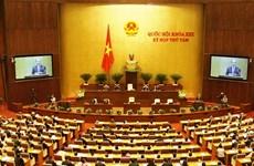 [Video] Khai mạc trọng thể Kỳ họp lần thứ tám, Quốc hội khóa XIII